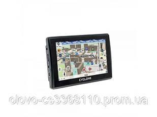 "GPS Навигатор СYCLON ND 502 (5"", 256Mб опер., 8 Гб внутр.пам., + холдер, 12 мес гарантия)"