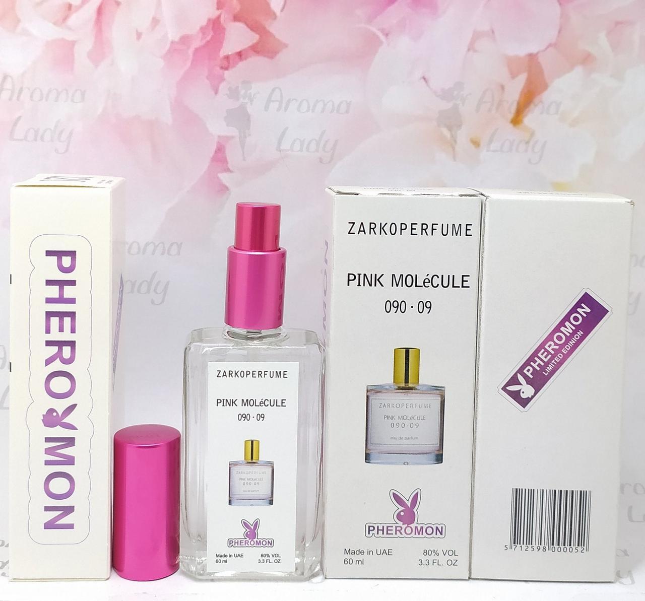 Унисекс аромат Zarkoperfume Pink Molécule 090.09 (Заркопарфюм Пинк Молекула 09) с феромонами 60 мл