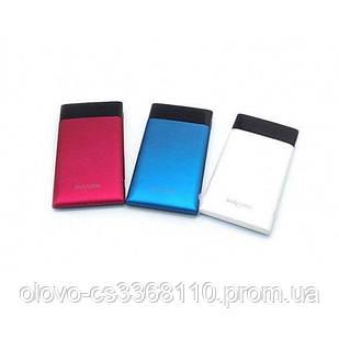 "Power Bank 8000mAh iBesky Q11(2USB) blue""Акционная цена"""