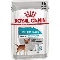 Royal Canin Urinary Care Loaf, для собак всех пород с чувствительной мочевыделительной системой, 85 г