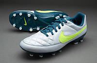 Бутсы Nike Tiempo Genio Leather, фото 1