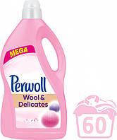 Гель для прання білизни Perwoll шовк і вовна 3.6 л 60 стир