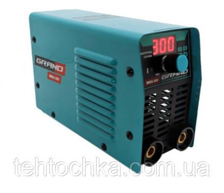 Сварочный инвертор GRAND ММА-300, фото 2