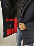 Длинная мужская  куртка, фото 6