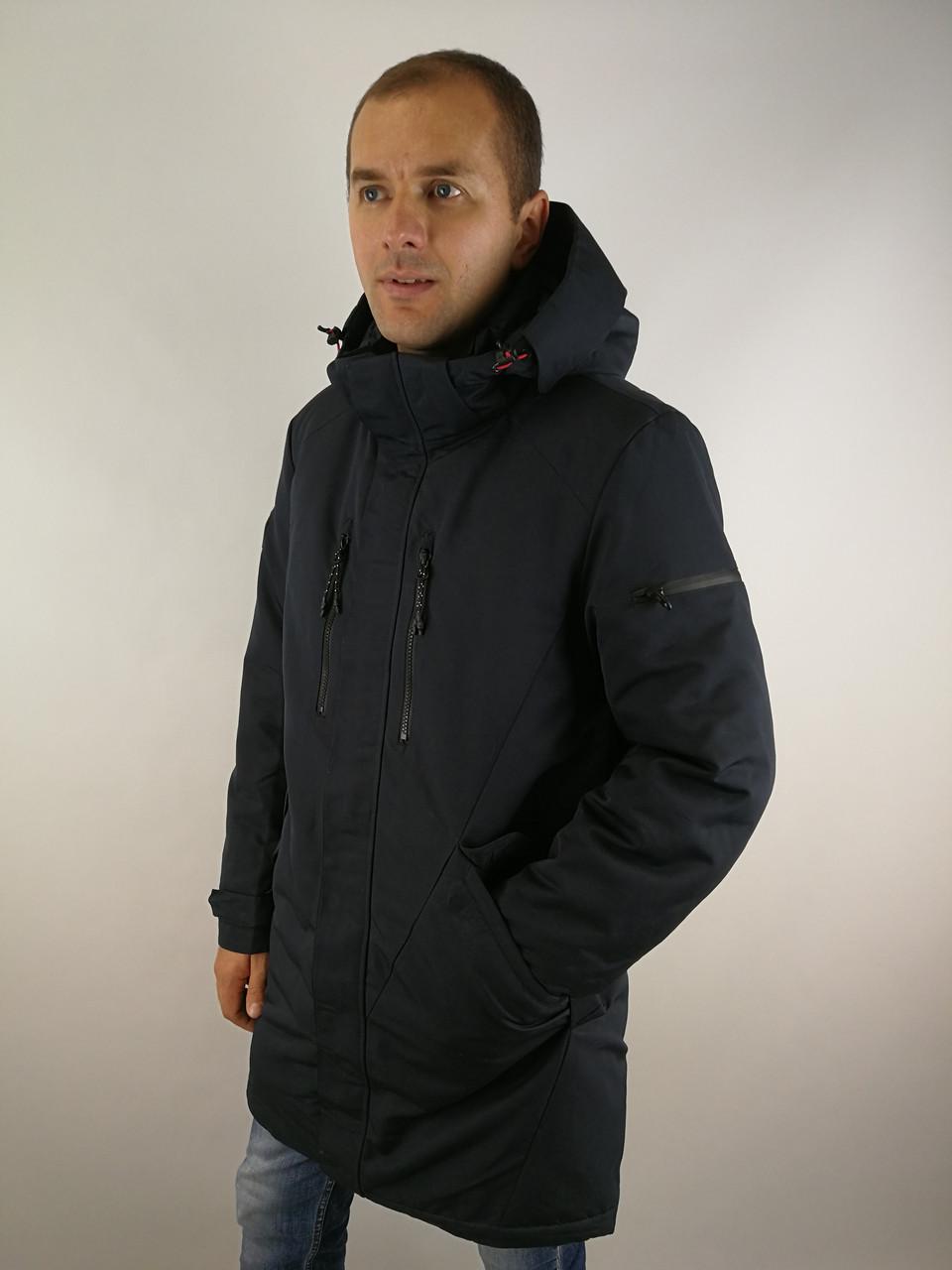 Длинная мужская  куртка