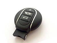 Смарт ключ MINI Cooper 3 кнопки 434mhz (Оригинал), фото 1