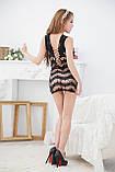 Пеньюар сітка сексуальное белье пеньюар-сетка эротическое белье, фото 6
