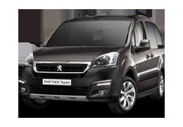 Защита двигателя и КПП для Peugeot (Пежо) Partner II 2008-2018