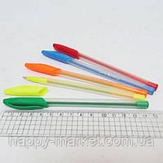 """Ручка Cello """"Rainbow"""" 1723 (синяя mix) /50уп,1000бл"""