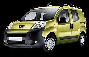 Защита двигателя и КПП для Peugeot (Пежо) Bipper 2008+