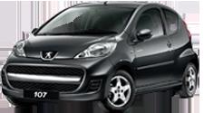 Защита двигателя и КПП для Peugeot (Пежо) 107 2005-2014