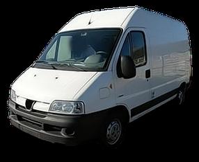 Защита двигателя и КПП для Peugeot (Пежо) Boxer I 1994-2006