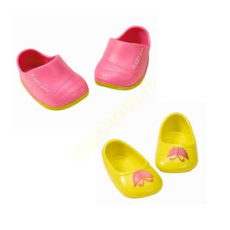 Взуття кеди для ляльки Baby Born Zapf Creation 822159_D, фото 2