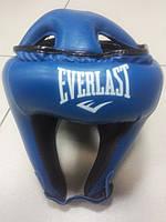 Шлем боевой закрытый Everlast, синий