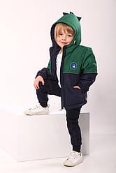 Куртка 'Дино' для мальчика