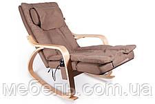 Массажное кресло Barsky VRM-02 VR Massage, коричневый, фото 2