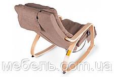 Массажное кресло Barsky VRM-02 VR Massage, коричневый, фото 3