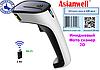 6 мес гарантия Сканер штрих кодов беспроводной 1D 2D фото эмуляция COM