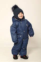 Зимовий комбінезон для діток від 1 до 3 років Winter Time