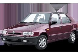 Защита двигателя и КПП для Skoda (Шкода) Felicia 1994-2001