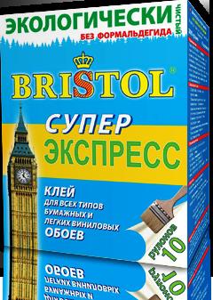 Клей обойный Бристоль Супер Експрес, 250г