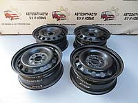 Диск колесный R16 Mercedes Vito 639 5x112x66.6 ET60 6,5Jx16 OE:A6394011302