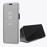 Комплект скло на дисплей + Дзеркальний розумний Smart чохол-книжка для Huawei Honor 8X / Скла /, фото 10