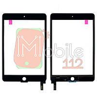 Сенсор (тачскрин) Apple iPad Mini 4 A1538 A1550 черный оригинал Китай