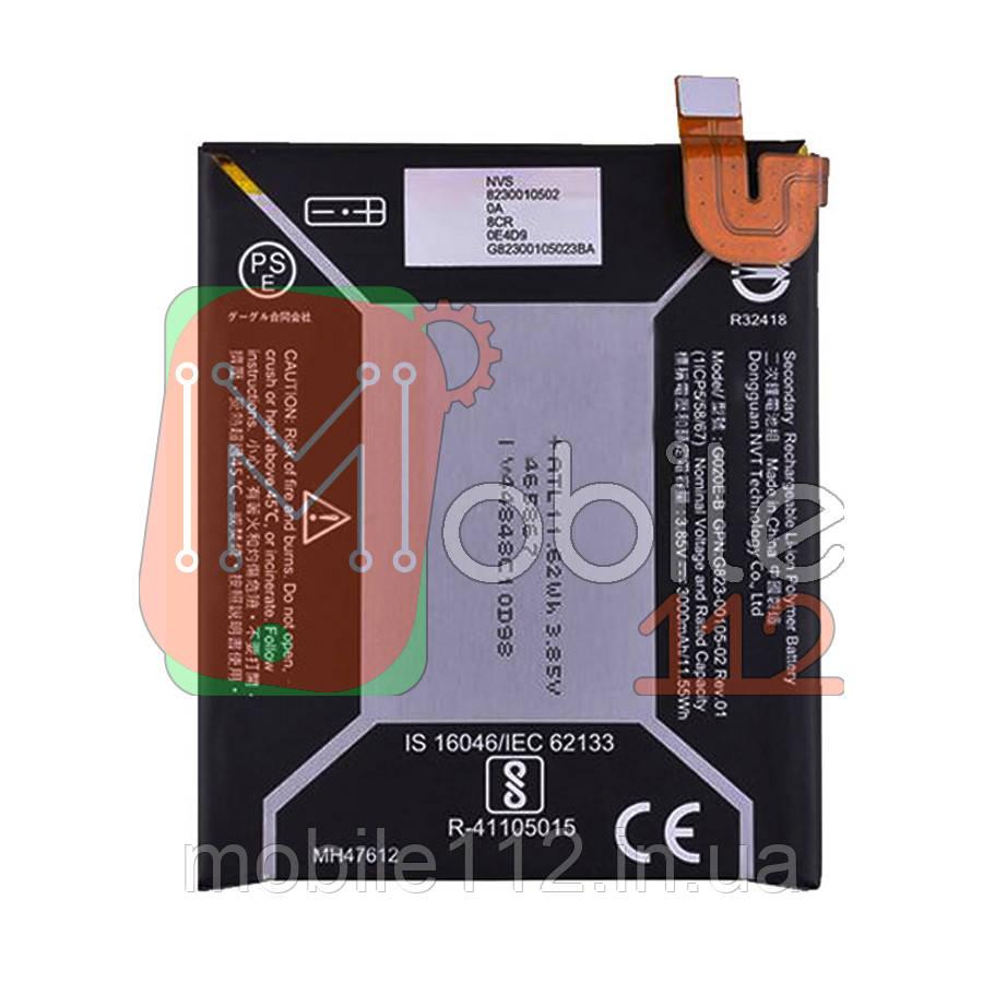 Аккумулятор (АКБ батарея) Google G020E-B Pixel 3A оригинал Китай 3000 mAh