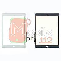 Сенсор (тачскрин) Apple iPad Air A1474 A1475 A1476, iPad 5 9.7 2017 A1822 A1823 белый оригинал Китай