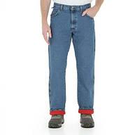 Утепленные джинсы Wrangler Rugged Wear® Thermal Jean Stonewashed
