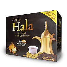 Кофе Hala Lel Salah с кардамоном 10 шт.