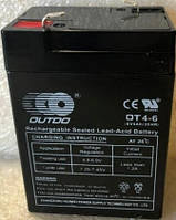 Аккумулятор 6V4A (70x100x47) для детских электромобилей