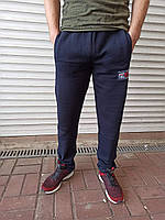Спортивні штани чоловічі на флісі. 46 48 розмір, фото 1