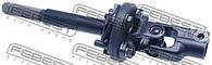 Вал карданый рулевой FX45/35 (S50) 02-08 нижн.