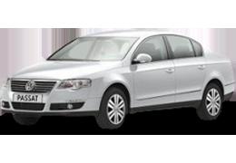 Защита двигателя и КПП для Volkswagen (Фольксваген) Passat B6 2005-2010