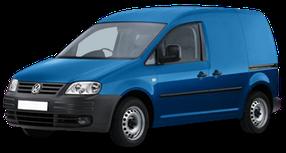 Защита двигателя и КПП для Volkswagen (Фольксваген) Caddy 3/4 2004-2015