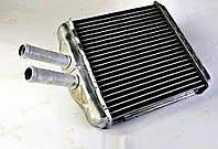 Оригинальный радиатор печки алюминиевый Нубира 96190674. Радиатор печки Nubira / отопитель Ланос Made in Korea, фото 1