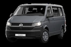 Защита двигателя и КПП для Volkswagen (Фольксваген) T6 2009-2015+