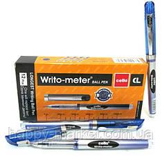 Ручка Cello 10 км синяя 8048 дубликат 12уп, 864ящ