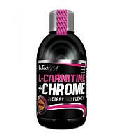 Жиросжигатель  L-Carnitine 35 000 + Chrome (500 ml)