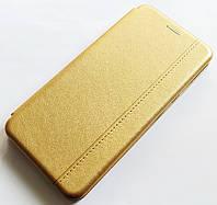 Чохол книжка Momax New для Samsung Galaxy Note10 Lite N770F / Galaxy A81 Золотистий