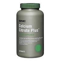Calcium Citrate Plus with Vitamin D-3 (180 caps)