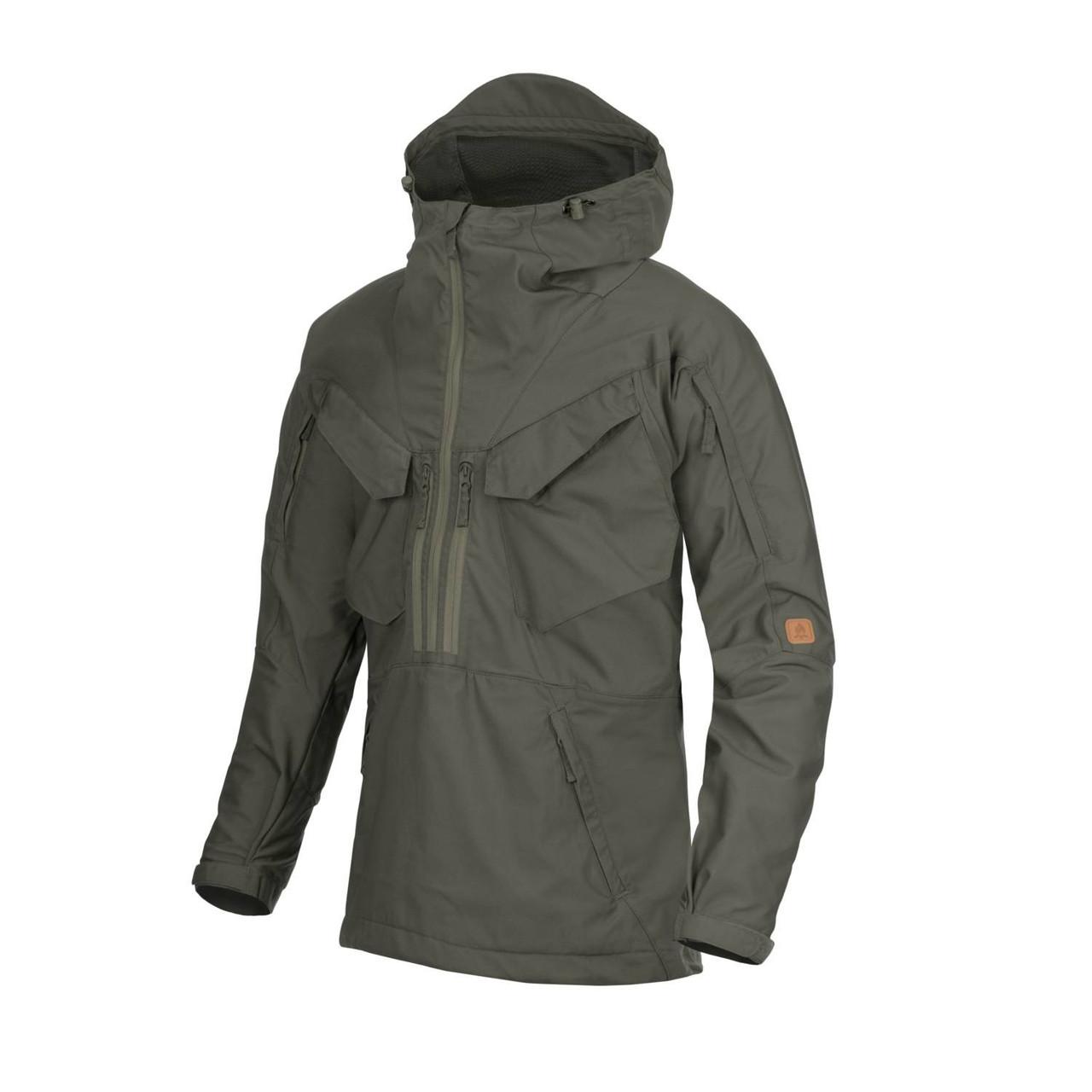 Куртка анорак Helikon-Tex® PILGRIM Anorak Jacket® - Taiga Green
