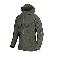 Куртка анорак Helikon-Tex® PILGRIM Anorak Jacket® - Taiga Green, фото 1