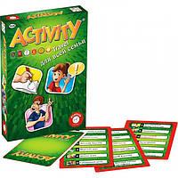 Настольная игра 'Активити Travel для всей семьи'; 8+