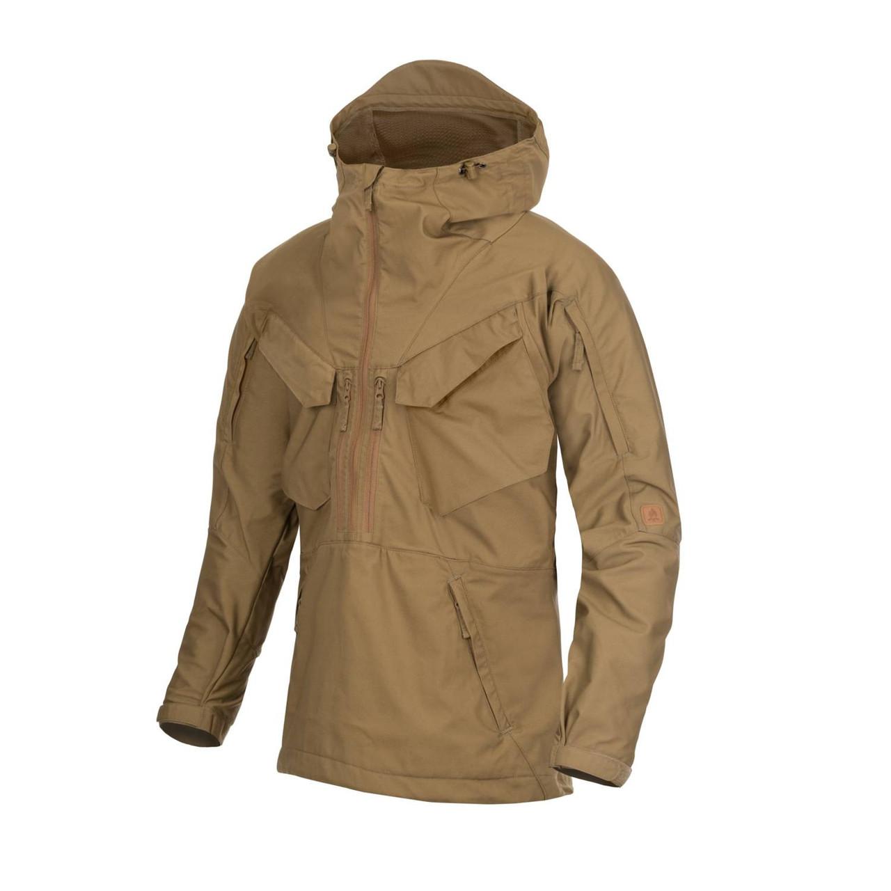 Куртка анорак Helikon-Tex® PILGRIM Anorak Jacket® -  Coyote