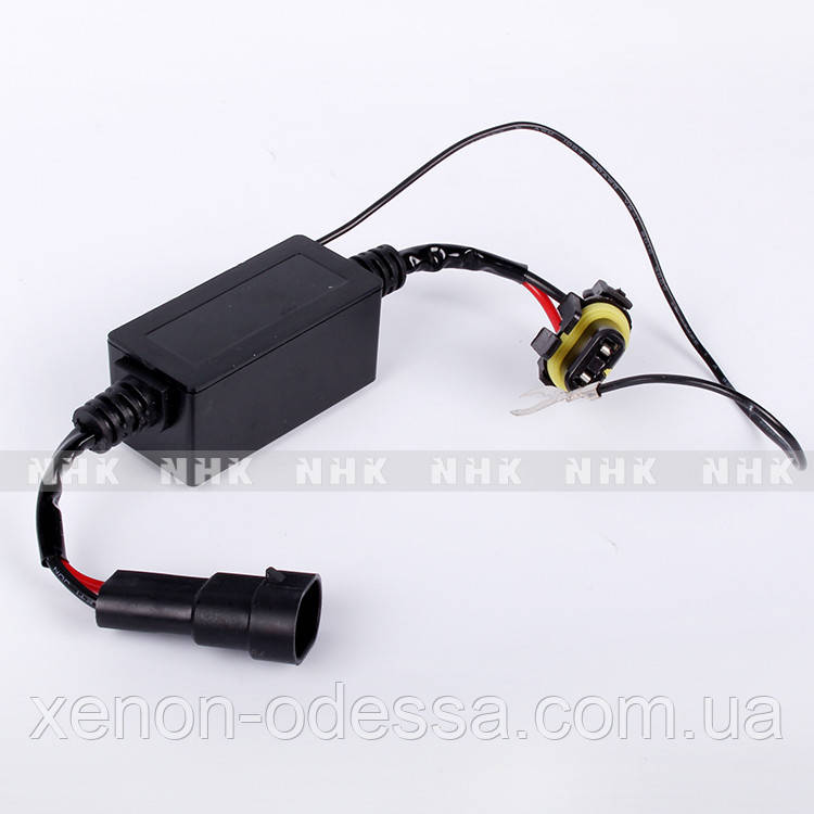 Обманка для Bi-LED светодиодных линз / LED CANBUS DECODER for Bi-LED