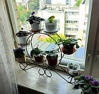 """Підставка для квітів на 8 чаш """"Карета-3"""""""