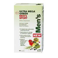 Витамины  Ultra Mega Green Mens (60 caps)